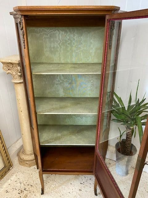 Lovely   French Display Cabinet - ca202